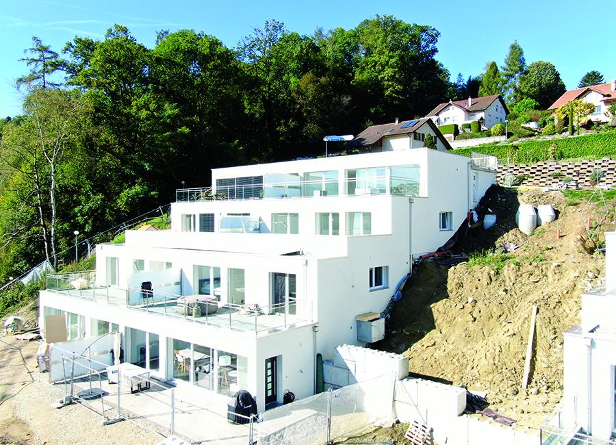 Appartement à Lucens